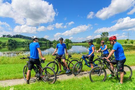 Radkonzepte Freizeit Tourismus Radrouten