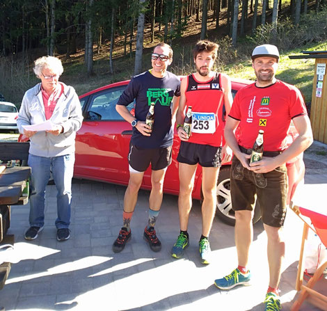 Clemens Winter als Sieger des Jauerling-Berglaufes (Foto zVg)