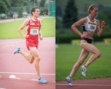 Andreas Vojta und Elisabeth Pöltner-Holkovic
