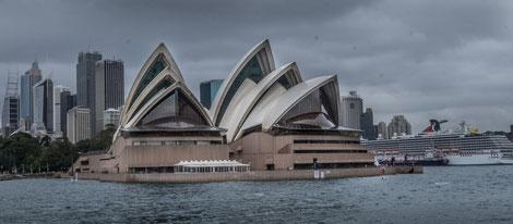 Die Oper von Sydney