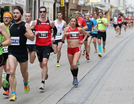 Christopher Bednar (hier beim Graz-HM im Frühjahr) konnte beim Marathon in München überzeugen (Foto zVg)