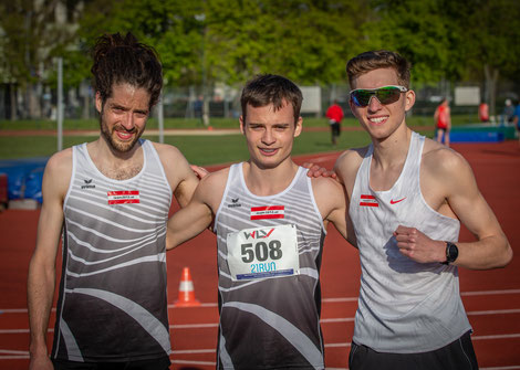 Clemens, Markus und Max