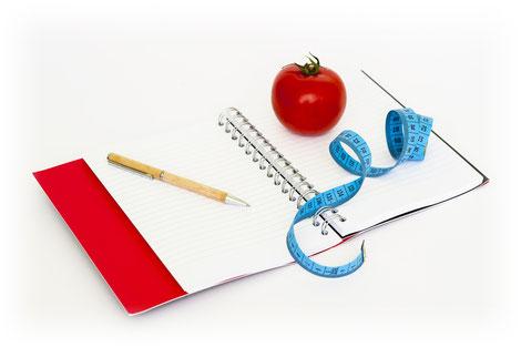 Ausgewogen gesund ernähren