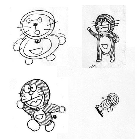 Practice of Dora-emon