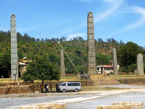 Delaus Reise-Blog, Äthiopien-Reportagen