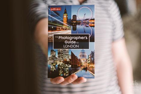 Guía de Londres para fotógrafos. Guía de viajes. Alberto Jordán.