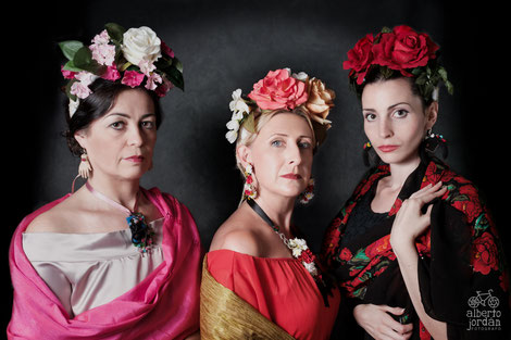 Fotografía de moda. Reportaje de moda. Reportaje de Frida Kahlo. Frida Kahlo. Fashion photography. Fashion.