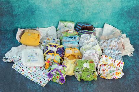 Newbornpaket Markenware