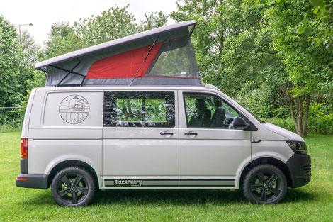 SCA Aufstelldach für VW T6 Transporter