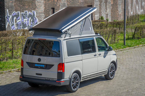 T6.1 Black Edition Camper