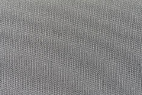 Hellgrauer Serienstoff der EVO3 Schlafsitzbank