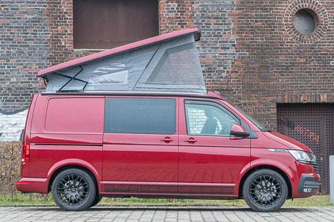 Aufstelldach SCA 290 für VW T5, T6 und T6.1 Facelift