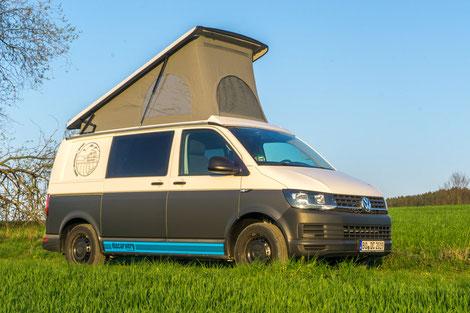 Gebrauchter T6 Camper - Discarvery Campervan aus der Vermietung