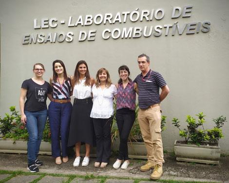 Rosine Maria,Camila Costa de Amorim,Maria Clara Starling,VânyaMarcia Duarte Pasa, Thais Varella,andRaphael Barros.