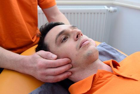 Kiefergelenksbehandlung bei CMD (Cranio-Mandibuläre-Dysfunktion)