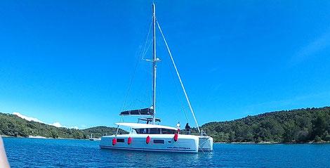 Katamaran Mieten, Katamaran Yacht Charter, Katamaran Yacht Chartern, Katamaran Segelurlaub, Katamaran Mitsegeln, Katamatan Hochseesegeln, Katamaran Training, Katamaran Lagoon 42