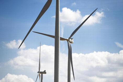 Le projet du promoteur WPD comptait une vingtaine d'éoliennes, entre Nuits, Cry, Perrigny et Aisy. © Jérémie FULLERINGER