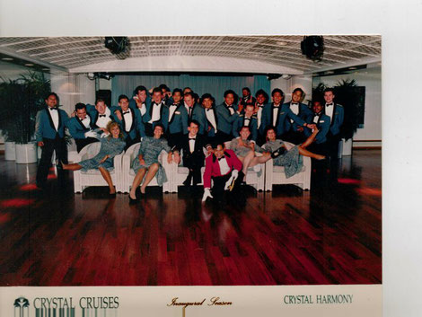 Bardepartement Crystal Harmony 1991