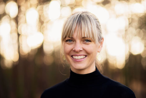 Hanna Voss - Trainer for Mindfulness