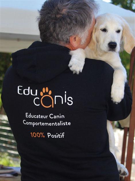 Educateur canin comportementaliste Bordeaux