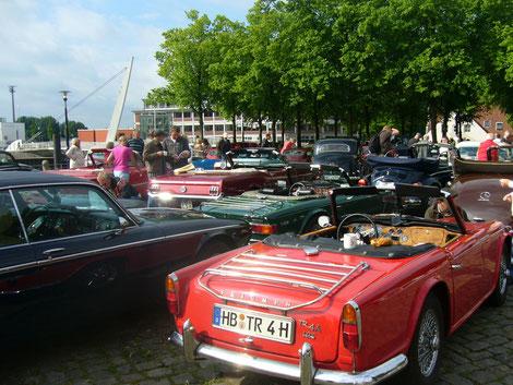 Bild: Strandlust Oldtimer Classic am 14-06.2014