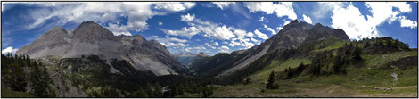 Panoramica Valle Stretta-Bardonecchia 2012