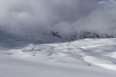 briançon serre chevalier ski de randonnnée