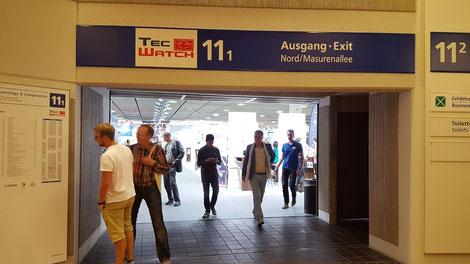 TechMarket - Entrée IFA Berlin