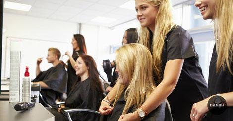 ¿Por qué estudiar peluquería? - Formación Bambú