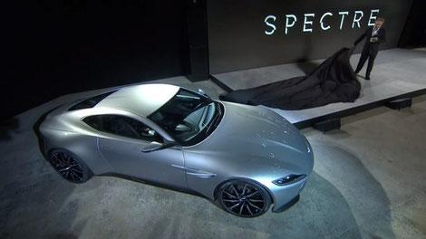 Aston Martin - taller automotriz