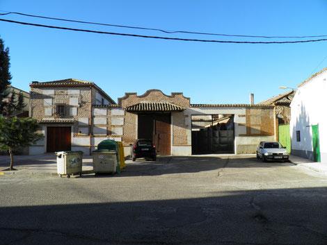Proyecto de obras de rehabilitación de almazara de aceite, Rodrigo Perez Muñoz, Arquitecto