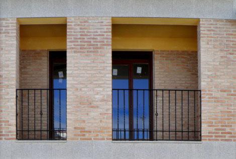 Proyecto de vivienda Rodrigo Pérez Muñoz