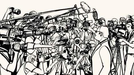 Free publicity, media aandacht, in de krant komen