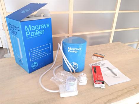 Magravs power