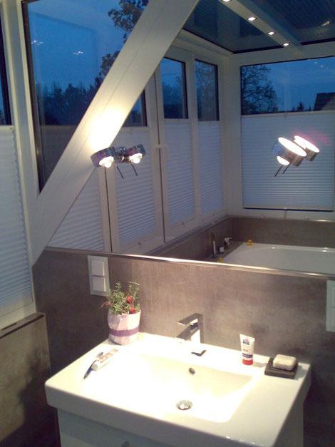 Das Wohlfühl Bad von MAWO Elektro mit Sound-System und Smart-Home der Firma Busch-Jaeger