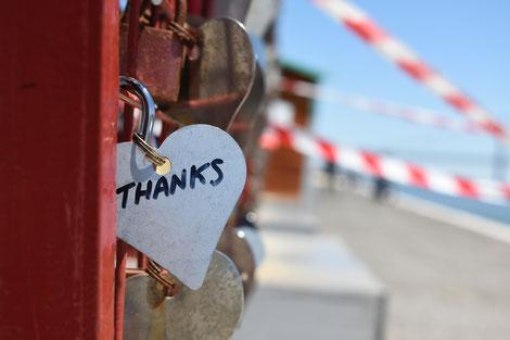 Dankbarkeits-Übung