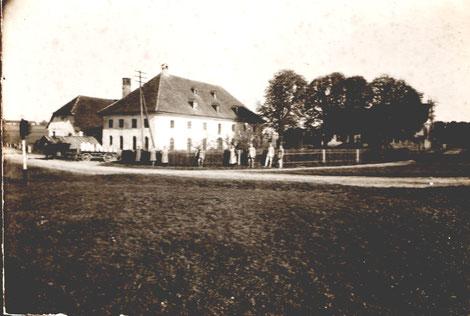 Furthmühle Egenhofen im 20. Jahrhundert