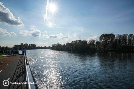 Flusskreuzfahrt Donau