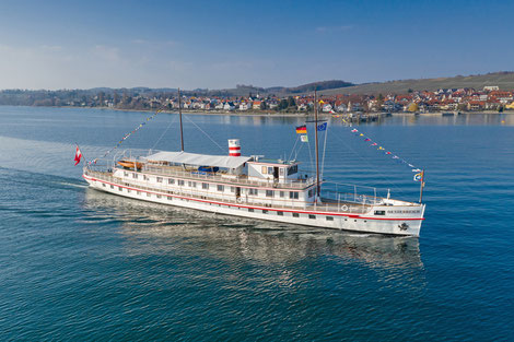 Museumsschiff Oesterreich, Foto: Michael Haefner