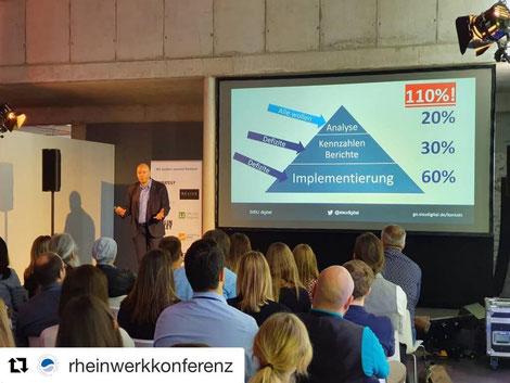 Vortrag Rheinwerkkonferenz
