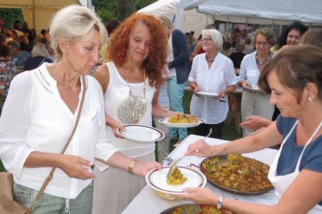 Bild: Sommerfest Frauennetz.Meggen