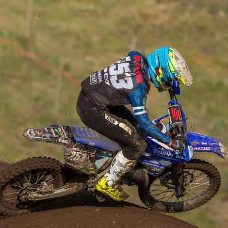 Kevin Brumann - ADAC MX Junior Cup 125 Mölln