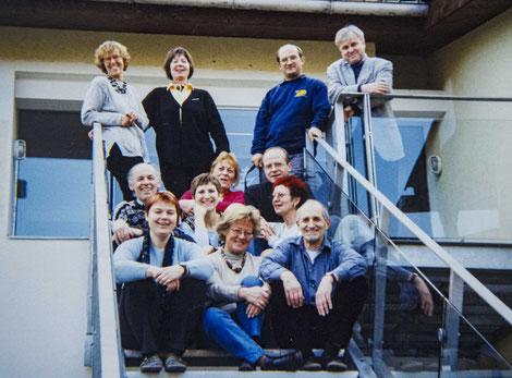 Gruppenbild bei einem Ö-Tag in der Steiermark