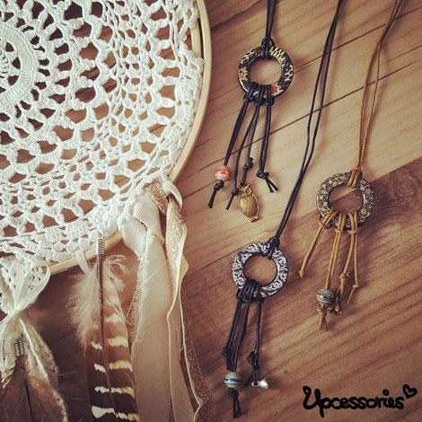 Traumfänger-Halsketten