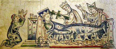 Maladie de St Louis 1244