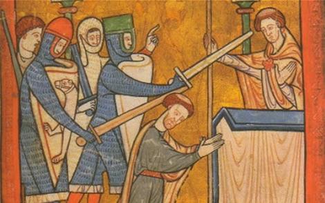 Martyr de saint Thomas