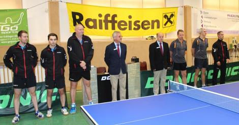 Das erste Heimspiel für Tomas Janci in Sierndorf.
