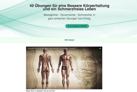 Bücher über Rückenschmerzen und Faszien - Praxis für Faszien ...