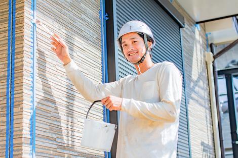 入居様への気遣い入居率を上げるアパート外壁塗装千葉市