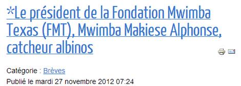 le potentiel on line le 27/11/2012